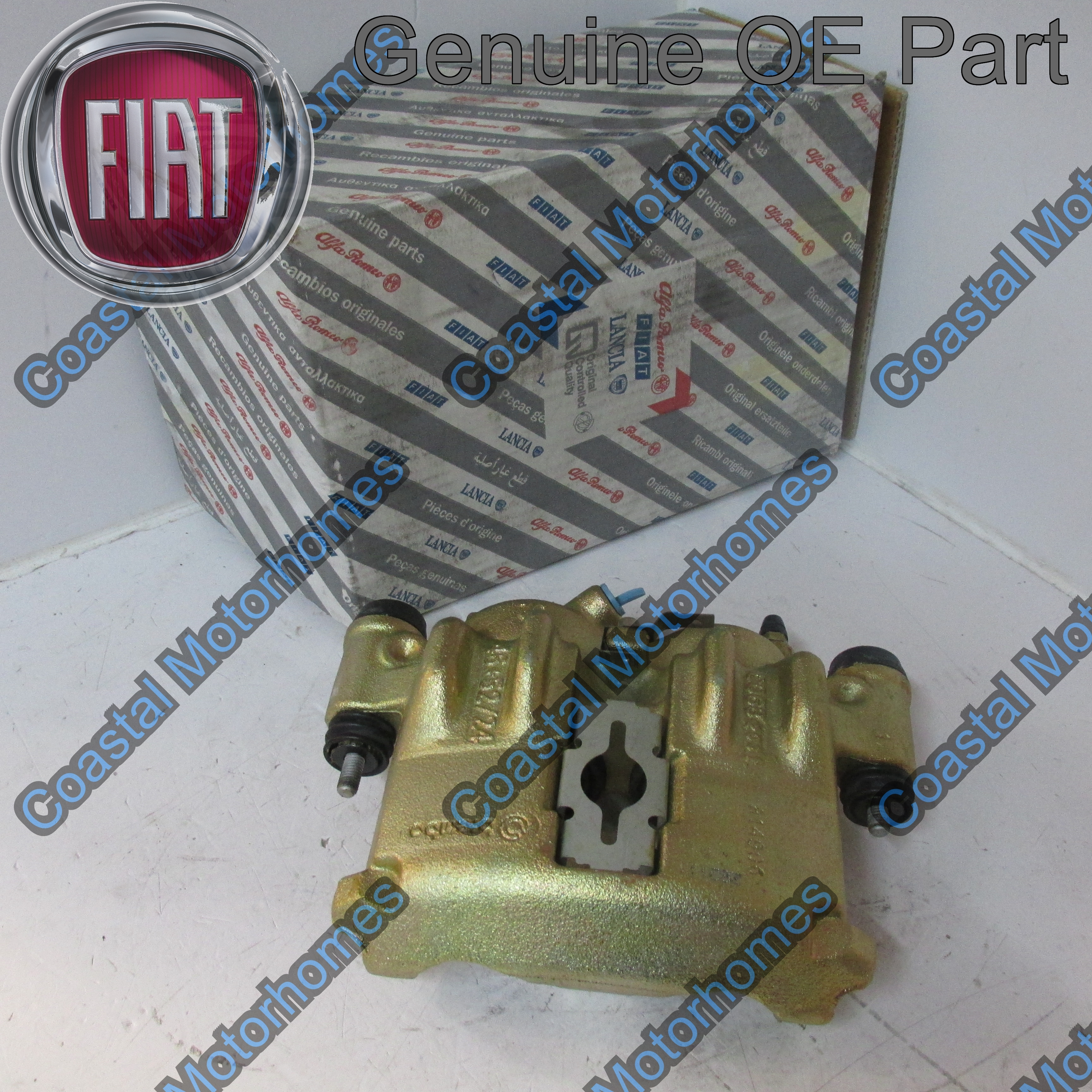 Front Right Brake Caliper for Citroen Relay Peugeot Boxer Fiat Ducato